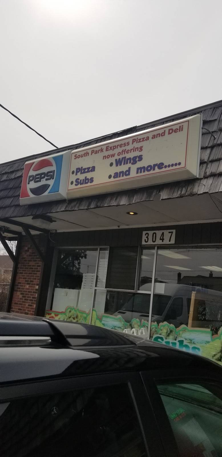 South Park Express Pizza And Deli مطعم حضرموت - restaurant    Photo 9 of 9   Address: 3045 South Park Ave, Lackawanna, NY 14218, USA   Phone: (716) 826-8800