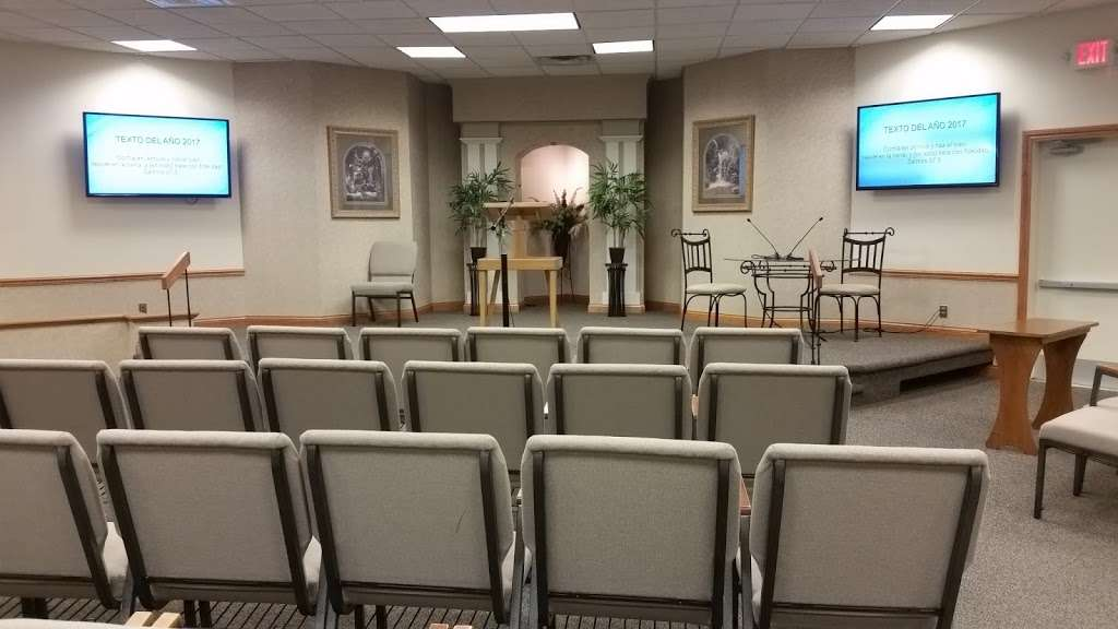 Kingdom Hall of Jehovahs Witnesses - church    Photo 1 of 5   Address: 5667 Moller Rd, Indianapolis, IN 46254, USA   Phone: (317) 789-8981