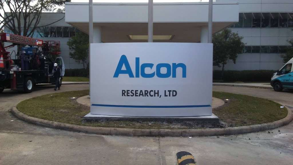 Alcon Manufacturing - health  | Photo 2 of 4 | Address: 9965 Buffalo Speedway, Houston, TX 77054, USA | Phone: (713) 668-9100