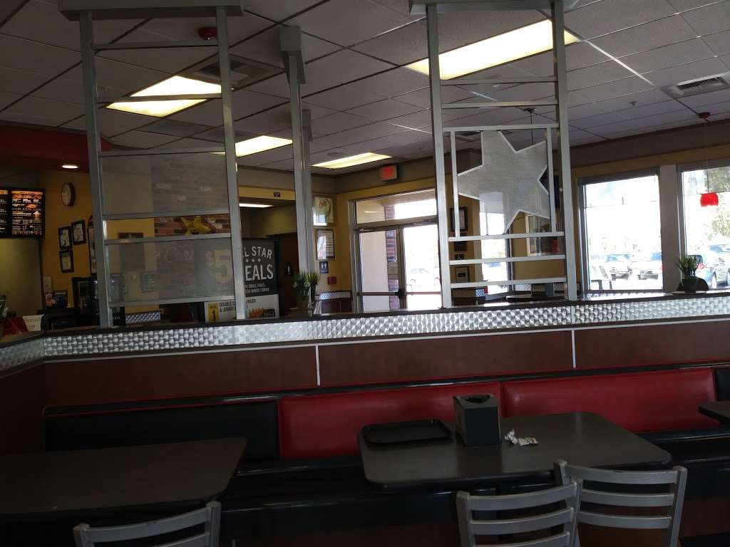 Carls Jr. - restaurant  | Photo 8 of 10 | Address: 125 El Dorado Blvd, Webster, TX 77598, USA | Phone: (281) 488-0854