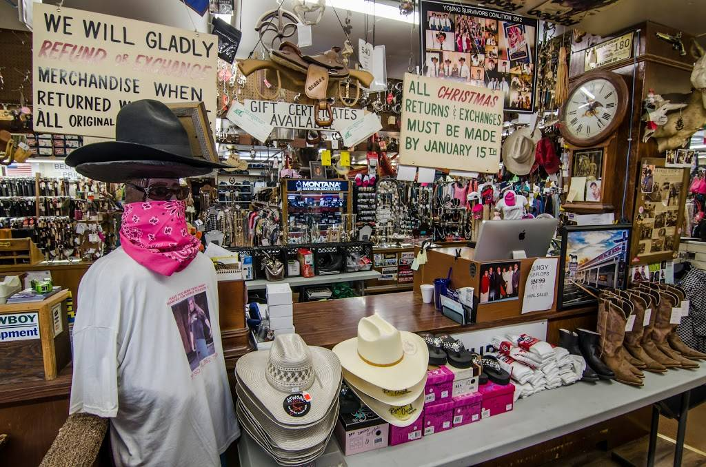 Nigros Western Stores - shoe store  | Photo 9 of 9 | Address: 3320 Merriam Ln, Kansas City, KS 66106, USA | Phone: (913) 262-7500