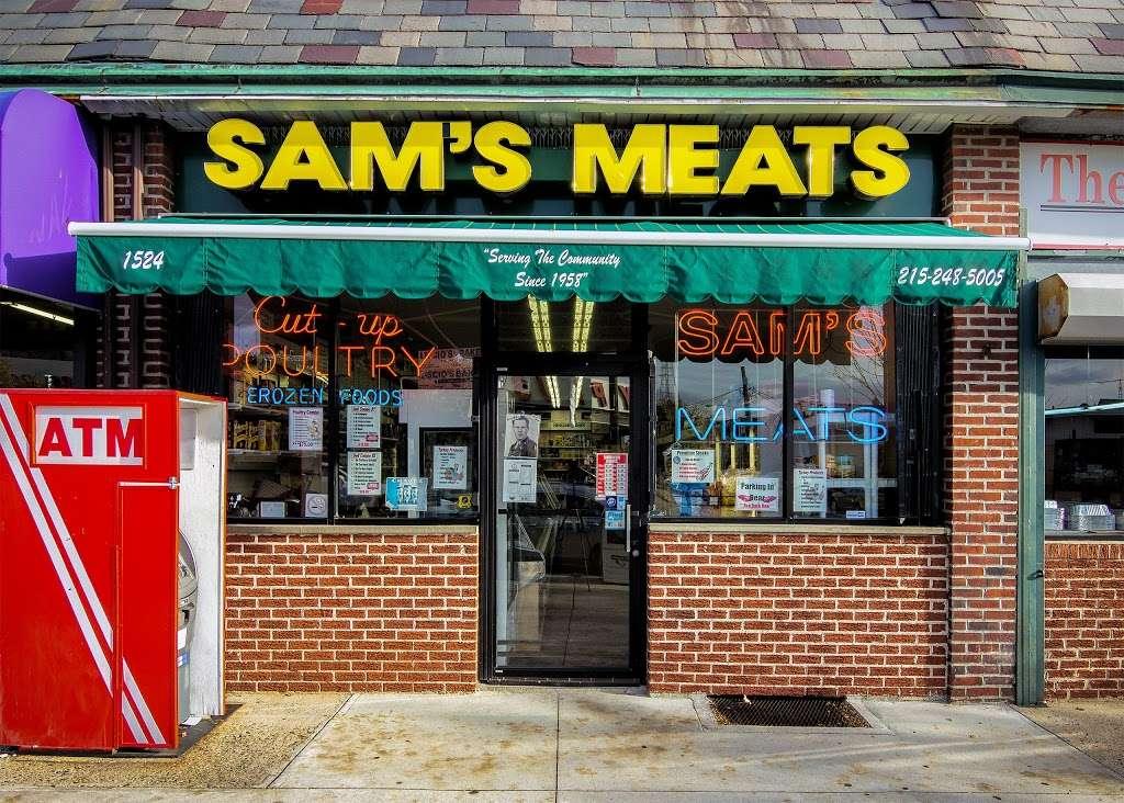 Sams Wadsworth Meat Market - store  | Photo 3 of 10 | Address: 1524 Wadsworth Ave, Philadelphia, PA 19150, USA | Phone: (215) 248-5005