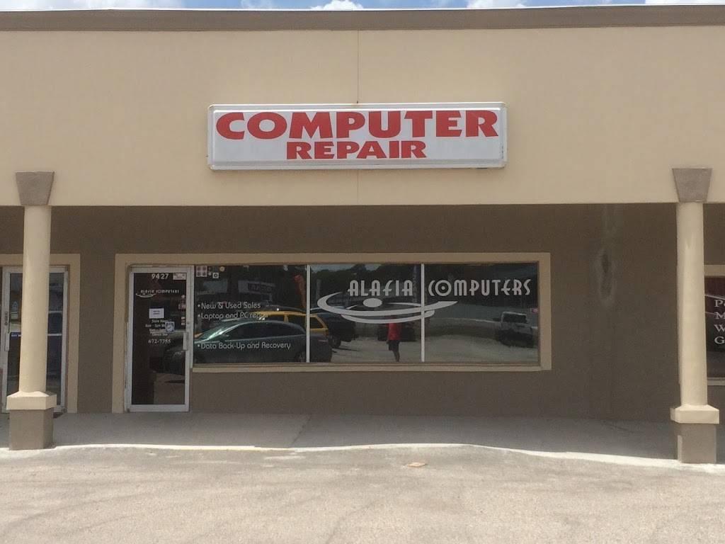 Alafia Computers - electronics store  | Photo 1 of 3 | Address: 9427 US-301, Riverview, FL 33578, USA | Phone: (813) 672-7755