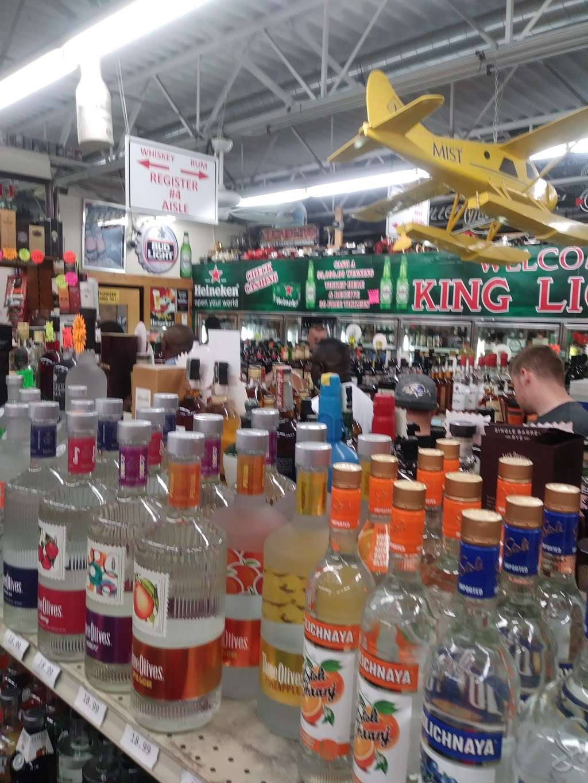 King Liquors - store  | Photo 4 of 10 | Address: 8226 Pulaski Hwy, Rosedale, MD 21237, USA | Phone: (410) 686-2770