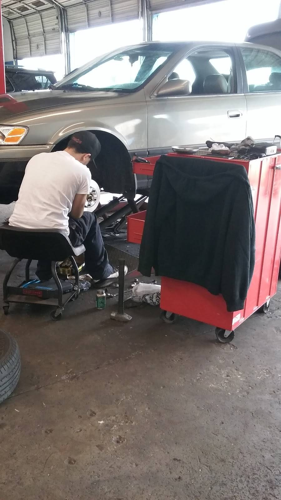 Pep Boys Auto Service & Tire - Formerly Just Brakes - car repair  | Photo 7 of 10 | Address: 3327 W Colonial Dr, Orlando, FL 32808, USA | Phone: (407) 521-8111