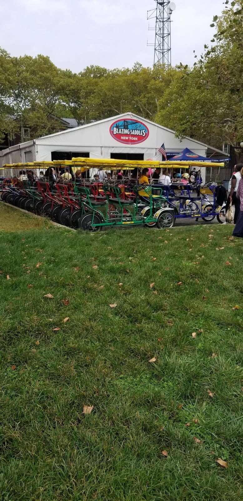 Blazing Saddles Bike Rentals & Tours - travel agency  | Photo 8 of 9 | Address: 698 Division Rd, New York, NY 10004, USA | Phone: (917) 440-9094
