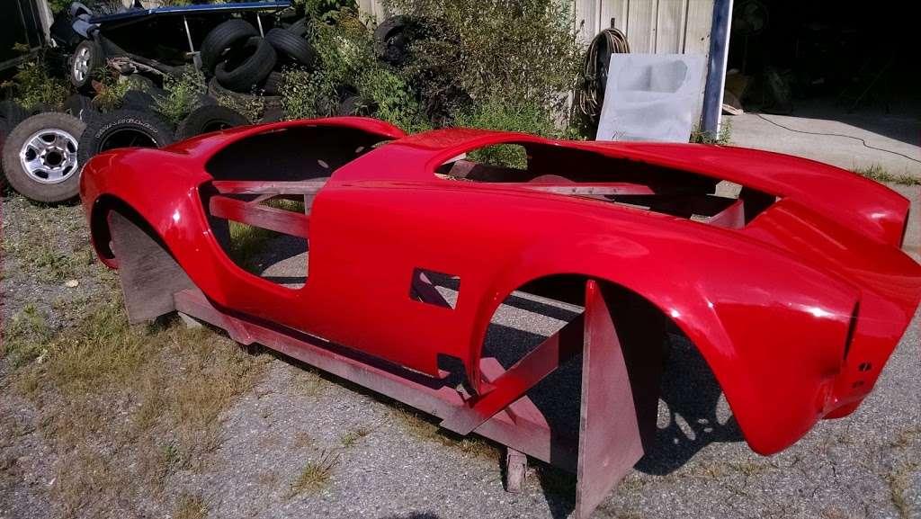 Harkins Auto Body - car repair  | Photo 2 of 10 | Address: 580 Kelley Blvd, North Attleborough, MA 02760, USA | Phone: (508) 216-6184