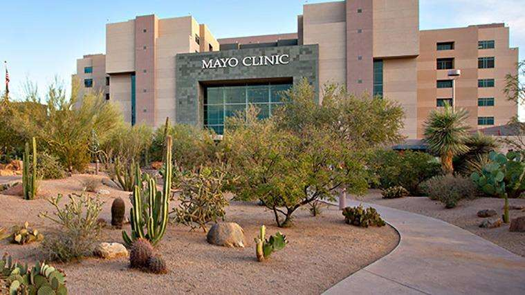 Mayo Clinic Building - Phoenix - hospital    Photo 3 of 3   Address: 5881 E Mayo Blvd, Phoenix, AZ 85054, USA   Phone: (480) 342-2000