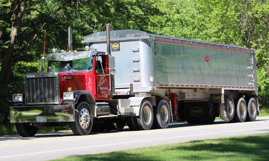 Ben Senter Trucking - moving company  | Photo 1 of 10 | Address: 207-209 Rte 13, Brookline, NH 03033, USA | Phone: (603) 673-9123