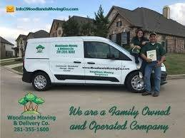 Woodlands Moving and Delivery Co. - moving company  | Photo 6 of 6 | Address: Houston, TX 77077, USA | Phone: (281) 355-1600