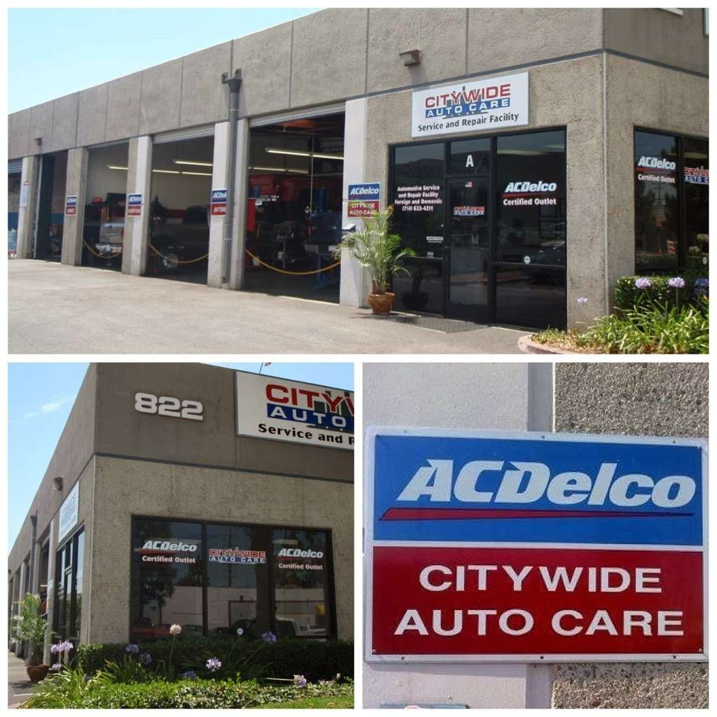 Citywide Auto Care - car repair  | Photo 6 of 6 | Address: 822 W Angus Ave, Orange, CA 92868, USA | Phone: (714) 633-4211