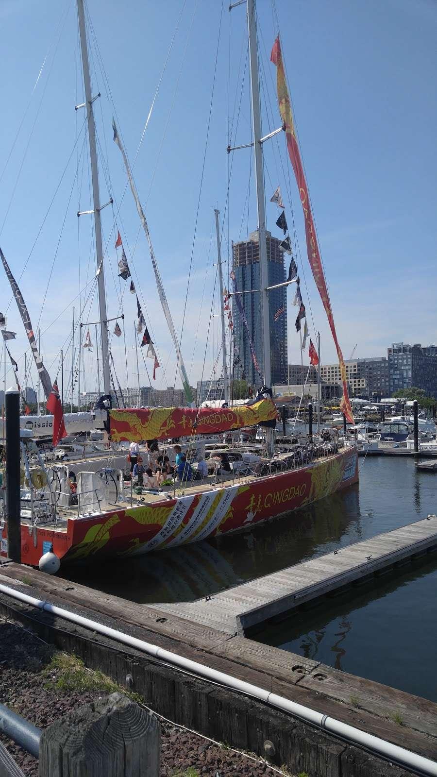 Liberty Landing Marina Fuel Dock - gas station  | Photo 1 of 1 | Address: 80 Audrey Zapp Dr, Jersey City, NJ 07305, USA | Phone: (201) 985-8000