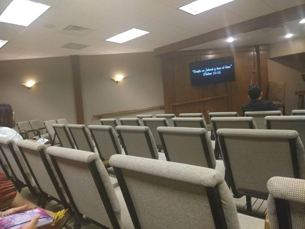 Kingdom Hall of Jehovahs Witnesses - church  | Photo 5 of 6 | Address: 7336 Beaty St, Fort Worth, TX 76112, USA | Phone: (817) 496-9124