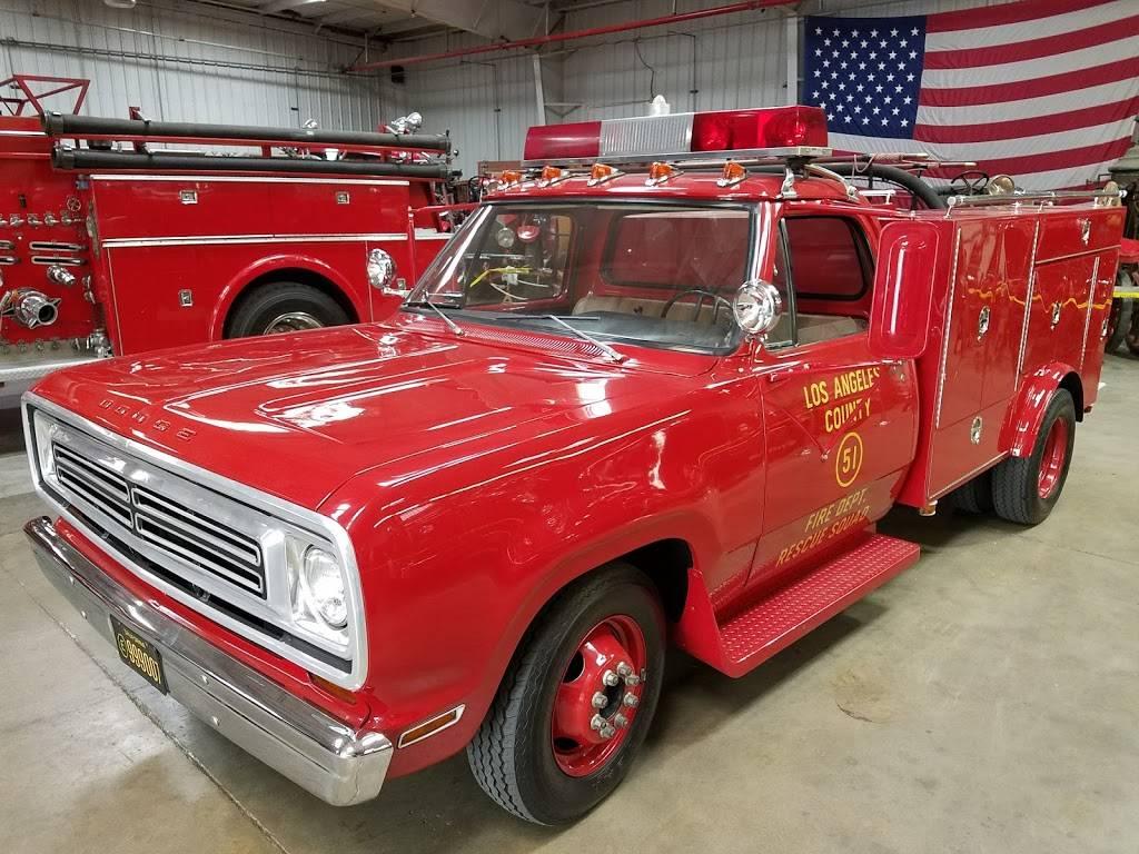 The Los Angeles County Fire Museum - museum  | Photo 3 of 9 | Address: 16400 Bellflower Blvd, Bellflower, CA 90706, USA | Phone: (562) 925-0234