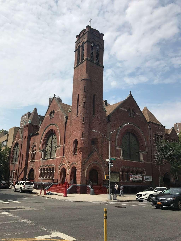 Salem United Methodist Church - church  | Photo 1 of 10 | Address: 2190 Adam Clayton Powell Jr Blvd, New York, NY 10027, USA | Phone: (212) 678-2700