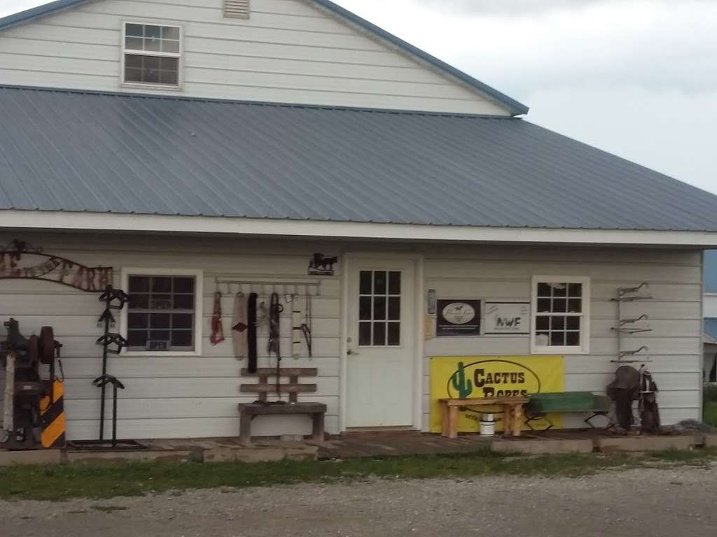 Waglers Leather Shop - store  | Photo 2 of 10 | Address: CR 201, Bogard, MO 64622, USA