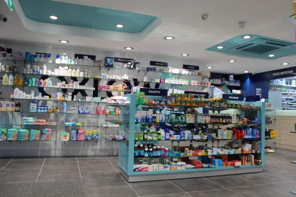 Oxlow Chemist - Alphega Pharmacy - pharmacy  | Photo 2 of 6 | Address: 217 Oxlow Ln, Dagenham RM10 7YA, UK | Phone: 020 8595 8527