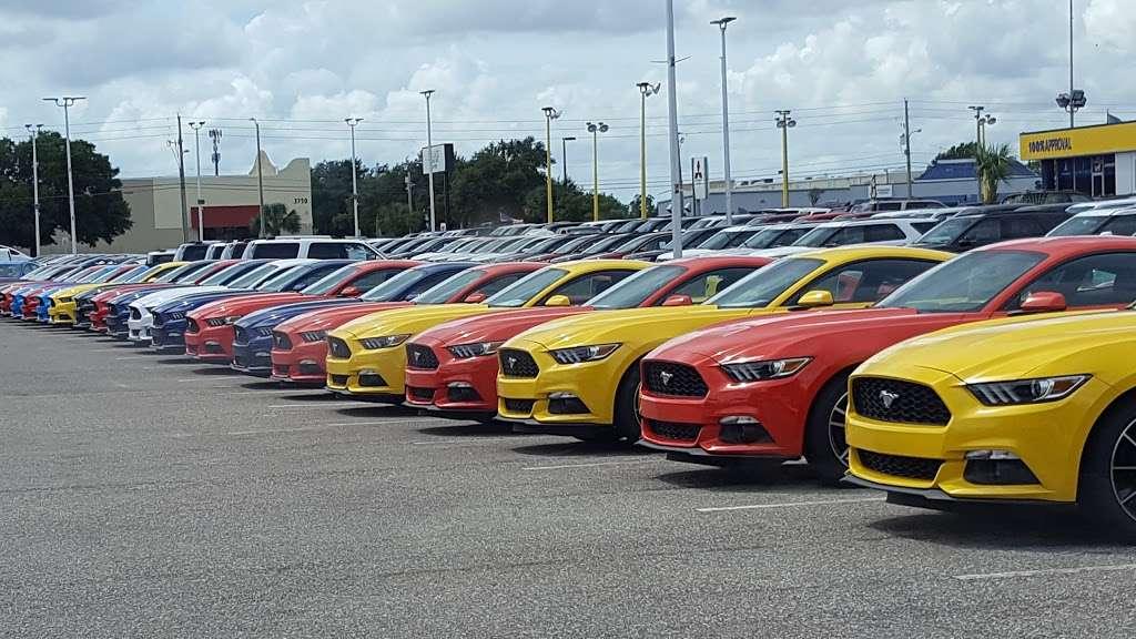 Sun State Ford - car repair  | Photo 6 of 10 | Address: 3535 W Colonial Dr, Orlando, FL 32808, USA | Phone: (407) 299-5900