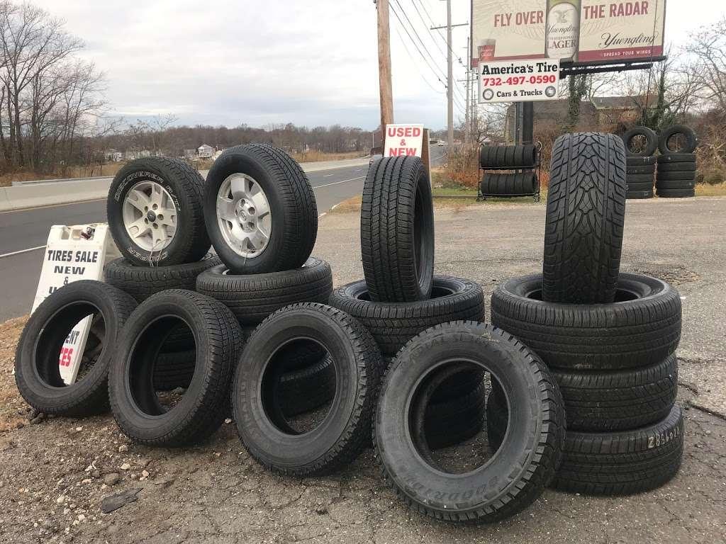 Americas tires shop - car repair  | Photo 10 of 10 | Address: 62 NJ-35, Keyport, NJ 07735, USA | Phone: (732) 497-0590