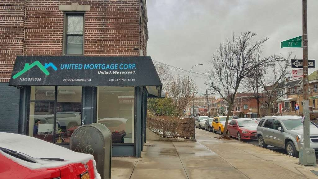 United Mortgage Corp. MLS# 1330 - bank  | Photo 2 of 3 | Address: 26-20 Ditmars Blvd, Long Island City, NY 11105, USA | Phone: (347) 754-6110