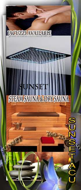 Sunset spa - spa  | Photo 2 of 2 | Address: 1911 Sunset Dr #4, Escondido, CA 92025, USA | Phone: (760) 735-8850