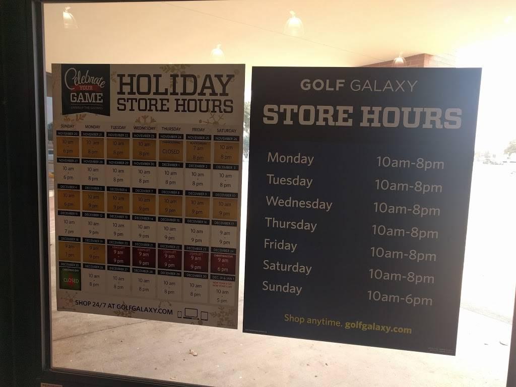 Golf Galaxy - shoe store  | Photo 5 of 9 | Address: 2100 W Northwest Hwy, Grapevine, TX 76051, USA | Phone: (817) 310-3596