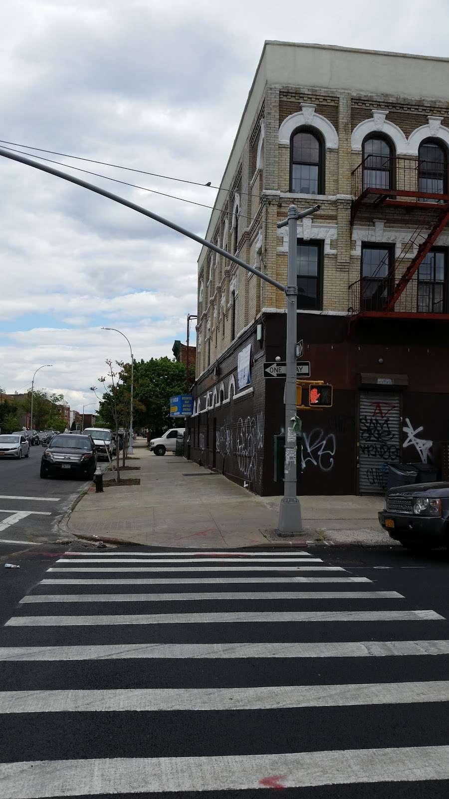 Brighter Way Baptist Church - church  | Photo 2 of 2 | Address: 417 Throop Ave # 1, Brooklyn, NY 11221, USA | Phone: (718) 573-1058