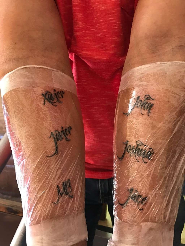 Tattoo Mayhem - store  | Photo 7 of 10 | Address: 1510-A Castle Hill Ave, Bronx, NY 10462, USA | Phone: (347) 621-3514