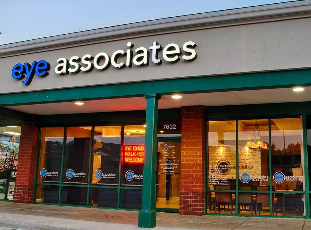 Eye Associates of Prairie Village - health  | Photo 1 of 10 | Address: 7632 State Line Rd, Prairie Village, KS 66208, USA | Phone: (913) 642-5000