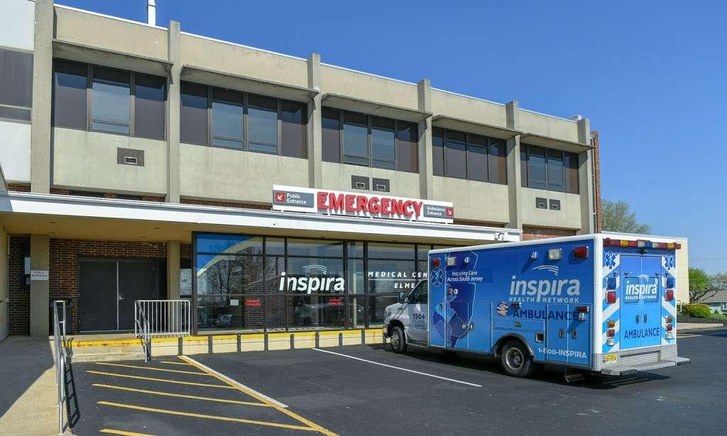 Inspira Medical Center Elmer - hospital  | Photo 3 of 10 | Address: 501 Front St, Elmer, NJ 08318, USA | Phone: (856) 363-1000