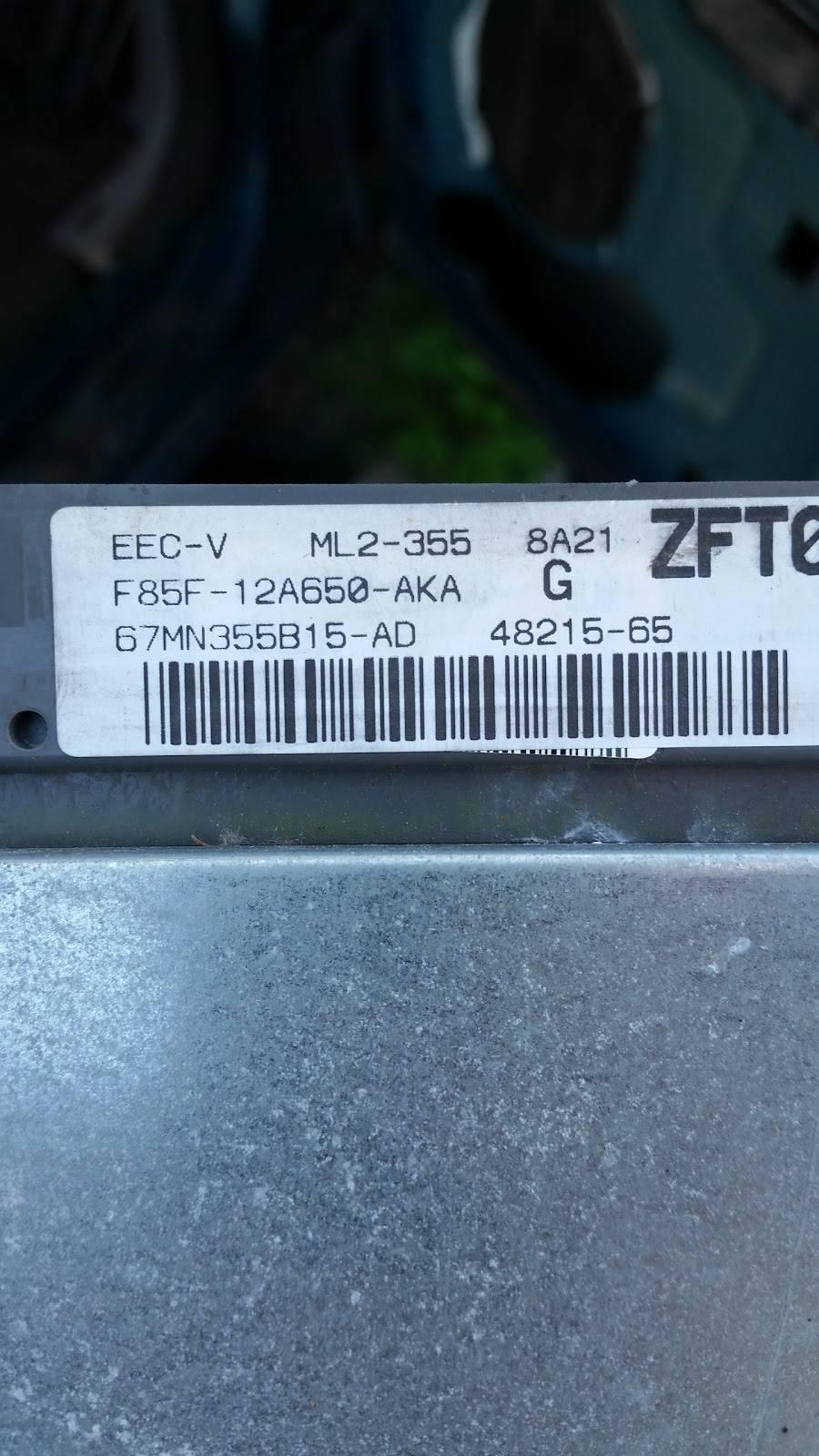 Dismantlers 2000 - car repair    Photo 4 of 5   Address: 6014, 5700 Elliott Reeder Rd, Fort Worth, TX 76117, USA   Phone: (817) 834-0711