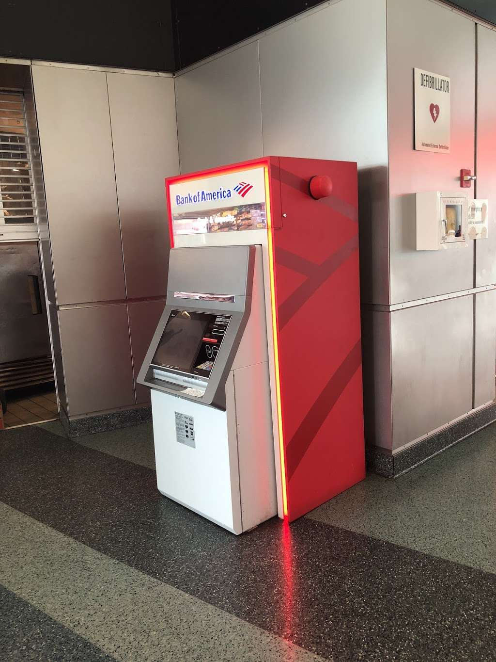 Bank of America ATM - atm  | Photo 1 of 3 | Address: 4 South St, New York, NY 10004, USA | Phone: (800) 622-8731