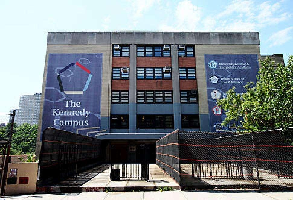 Bronx Theatre High School - school  | Photo 1 of 1 | Address: 99 Terrace View Ave, Bronx, NY 10463, USA | Phone: (718) 329-2902