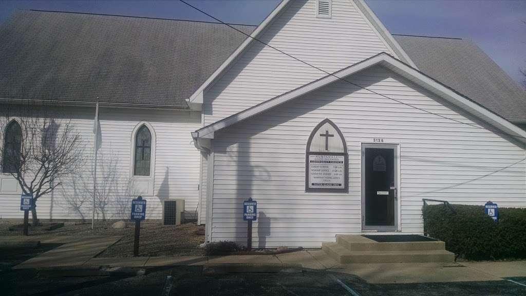Huntsville Good Shepherd Church - church    Photo 4 of 4   Address: 3126 Market St, Pendleton, IN 46064, USA   Phone: (765) 778-2993