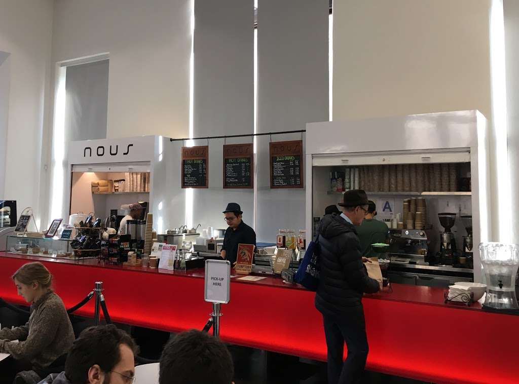 Nous Espresso - cafe  | Photo 10 of 10 | Address: 1150 Amsterdam Ave, New York, NY 10027, USA