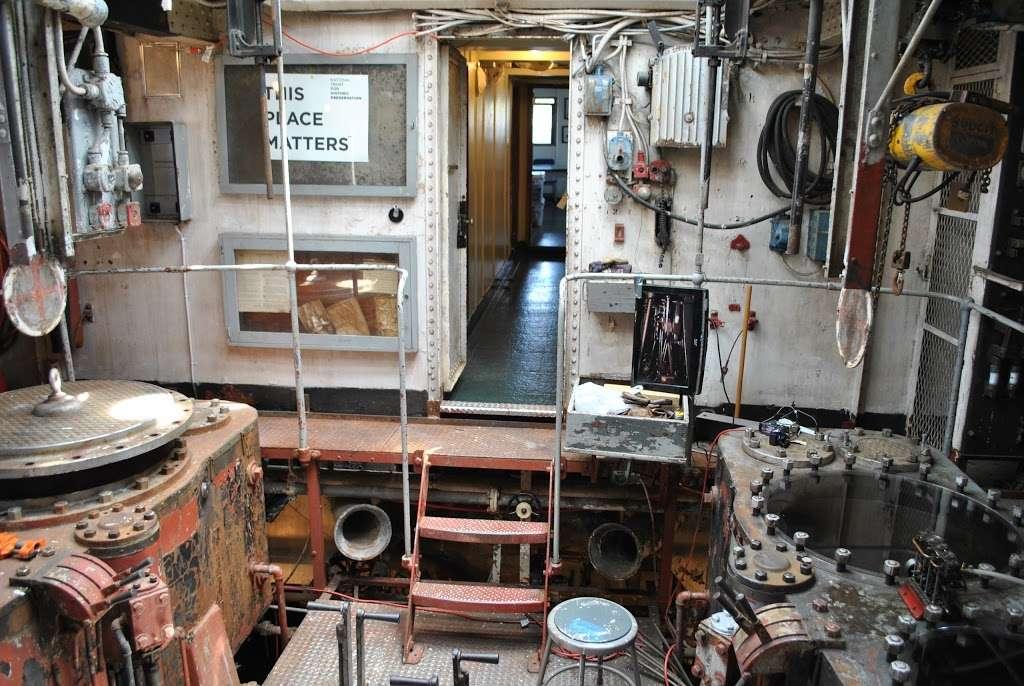 John J. Harvey Fireboat - store  | Photo 1 of 10 | Address: Hudson River Greenway, New York, NY 10005, USA