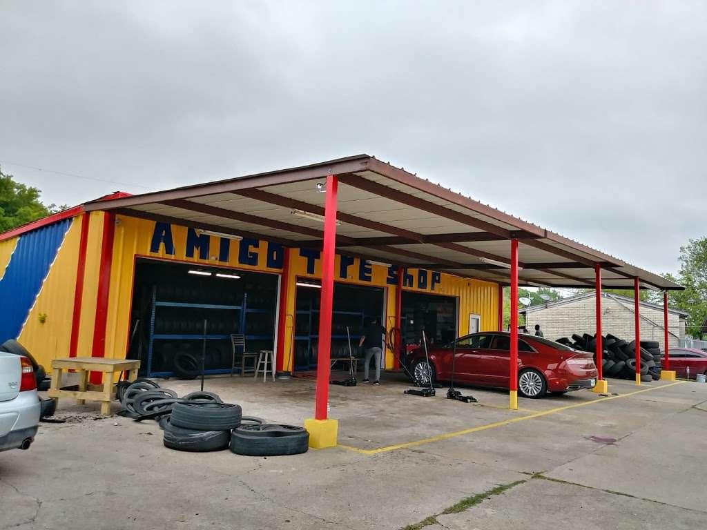 Amigos Tire Shop >> Amigos Tire Shop Car Repair 4225 3519 Airport Blvd Houston Tx