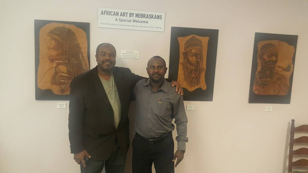 Africa Culture center-Museum - museum  | Photo 8 of 10 | Address: 1935 Q St, Lincoln, NE 68503, USA | Phone: (402) 438-0529