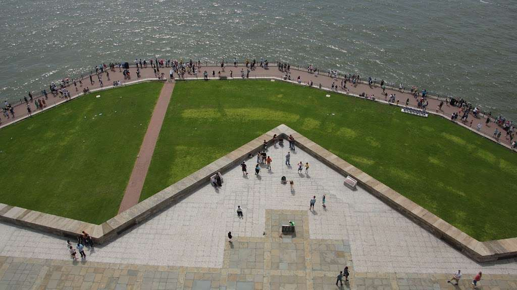Liberty Island Sculpture Garden - park  | Photo 5 of 10 | Address: Battery Pl, New York, NY 10004, USA | Phone: (201) 604-2800