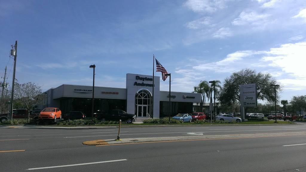 Dayton Andrews Dodge Chrysler Jeep Ram - car dealer  | Photo 1 of 10 | Address: 2301 34th St N, St. Petersburg, FL 33713, USA | Phone: (727) 321-0500