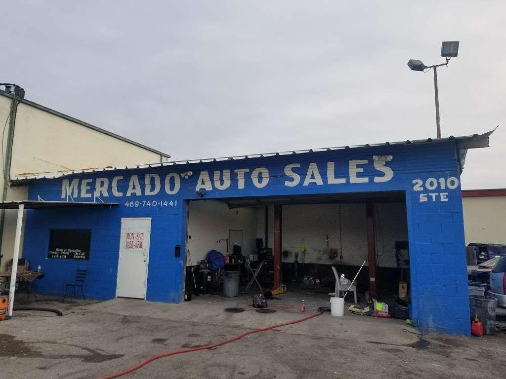MERCADO AUTO SALES - car dealer  | Photo 1 of 10 | Address: Dallas, TX 75217, USA | Phone: (469) 740-1441