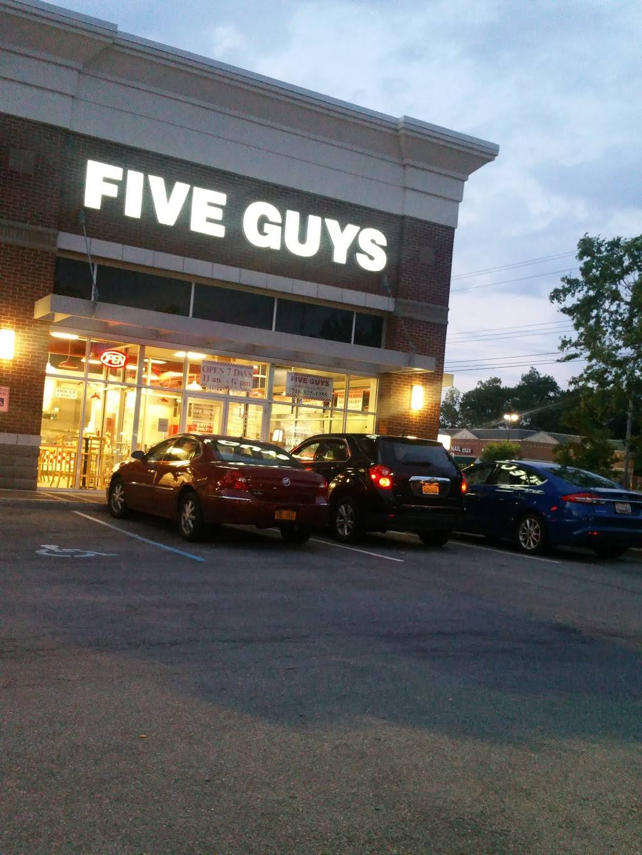 Five Guys - Hamburg, NY - meal takeaway    Photo 4 of 9   Address: 3860 McKinley Pkwy, Hamburg, NY 14219, USA   Phone: (716) 825-1355