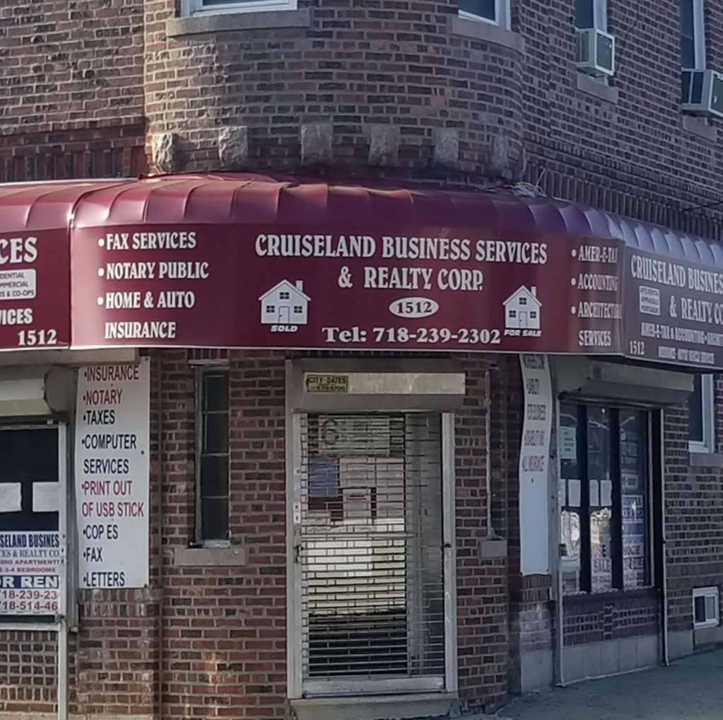 Cruiseland Business Services & Realty Corp. - real estate agency  | Photo 2 of 3 | Address: Eastchester Rd & Schorr Pl, Bronx, NY 10469, USA | Phone: (718) 239-2302