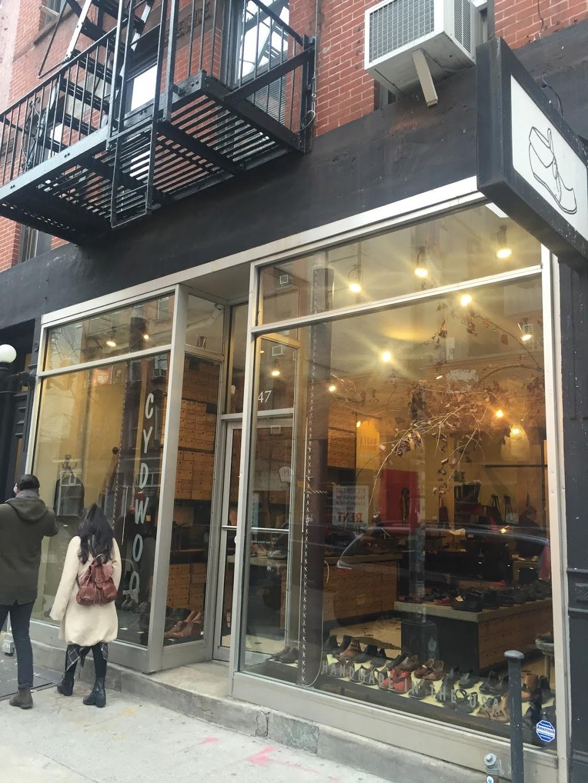 Cydwoq New York - shoe store  | Photo 3 of 6 | Address: 247 Mulberry St, New York, NY 10012, USA | Phone: (212) 925-1735