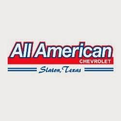 All American Chevrolet - car dealer  | Photo 5 of 7 | Address: 8802 US-84, Slaton, TX 79364, USA | Phone: (806) 828-6261