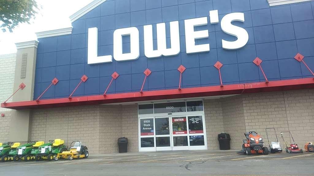 Lowes Home Improvement - hardware store    Photo 6 of 10   Address: 6920 State Ave, Kansas City, KS 66102, USA   Phone: (913) 328-7170