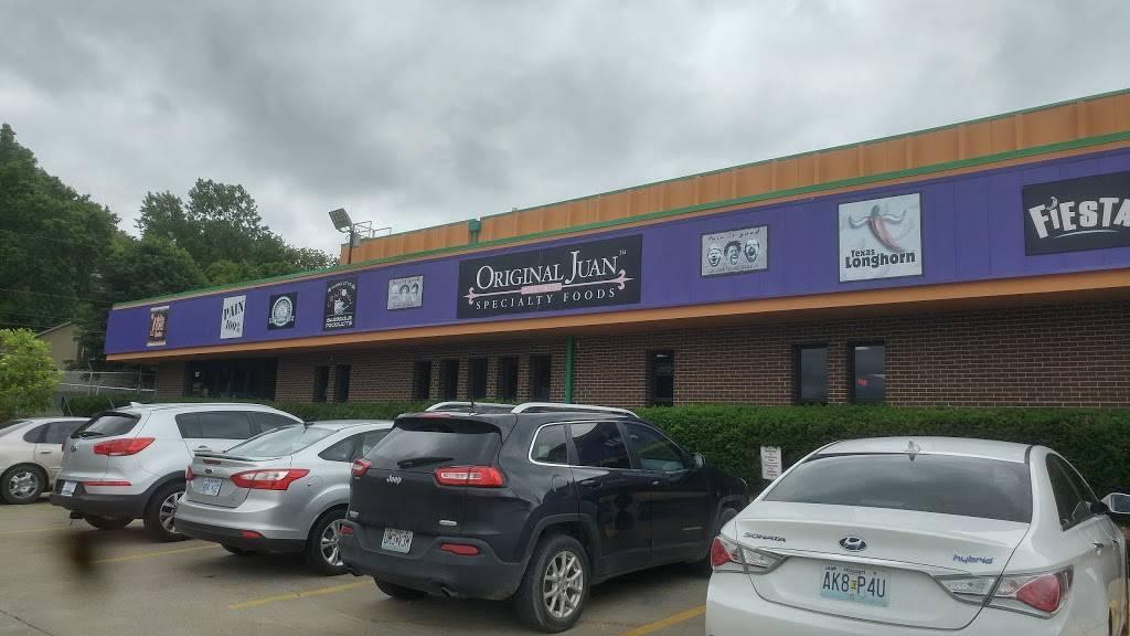 Spicin Foods - store    Photo 1 of 9   Address: 111 Southwest Blvd, Kansas City, KS 66103, USA   Phone: (913) 432-5228