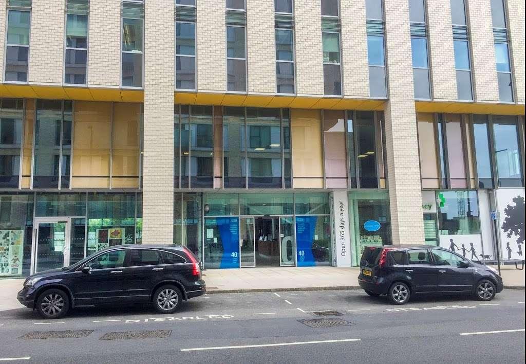 Sir Ludwig Guttmann Health And Wellbeing Centre - hospital  | Photo 4 of 10 | Address: Olympic Park, 40 Liberty Bridge Rd, East Village, London E20 1AS, UK | Phone: 020 8496 7000