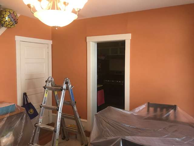 The Naked Wall - painter  | Photo 10 of 10 | Address: 2985 Tiffany Dr, Lititz, PA 17543, USA | Phone: (717) 394-4489