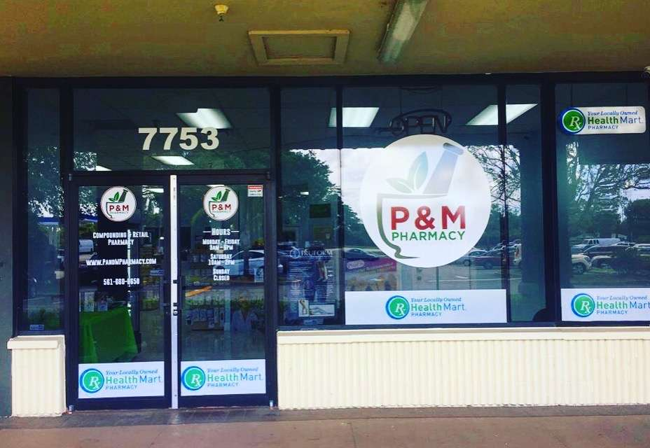 P&M Pharmacy | Greenacres Pharmacy - pharmacy  | Photo 4 of 10 | Address: 7753 Lake Worth Rd, Greenacres, FL 33467, USA | Phone: (561) 660-8650